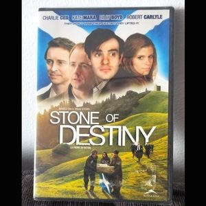 ⚡2/$25⚡Stone of Destiny DVD (new)